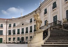 Palace of  Esterhazy Royalty Free Stock Images