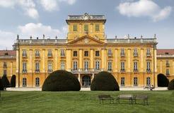 Palace of  Esterhazy Stock Image