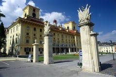Palace Eszterhazy Royalty Free Stock Photos