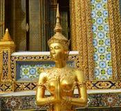 PALACE EXTERIOR IN曼谷泰国国王 库存照片