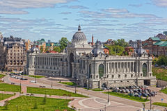 Palace of Farmers in Kazan Stock Images
