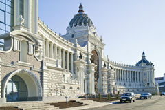 Palace of farmers, Kazan Royalty Free Stock Images