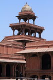 Palace of Fatehpur Sikri of Jaipur in India Stock Photography