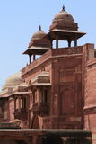 Palace of Fatehpur Sikri of Jaipur in India Royalty Free Stock Images