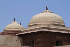 Palace of Fatehpur Sikri of Jaipur in India Royalty Free Stock Photos