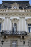 Palace of Festetics in Keszthely Royalty Free Stock Images