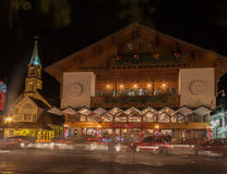 Palace of Festivals Gramado Brazil Royalty Free Stock Photos