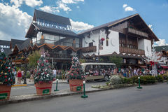 Palace of Festivals Gramado Brazil Royalty Free Stock Images