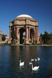 Palace of Fine Arts Stock Images