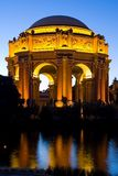 Palace of fine Arts Royalty Free Stock Image