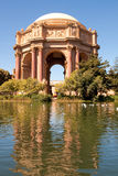 Palace of Fine Arts Stock Photography