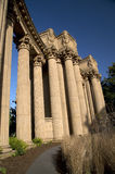 The Palace of Fine Arts Stock Image