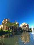 Palace of Fine Arts in San Francisco. Stock Images