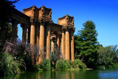 Palace of Fine Arts, San Francisco Royalty Free Stock Photo