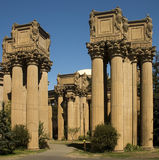 Palace of fine arts San Francisco Stock Photography