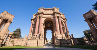 Palace of Fine Arts in San Francisco Royalty Free Stock Photography