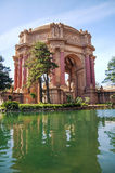 The Palace of Fine Arts in San Francisco Royalty Free Stock Image