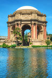 The Palace of Fine Arts in San Francisco Stock Photo