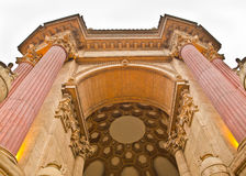 Palace of Fine Arts. In San Francisco California Stock Photography