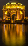 Palace of Fine Arts, San Francisco, California Royalty Free Stock Images
