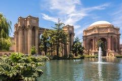 The Palace of Fine Arts, San Francisco Royalty Free Stock Photos
