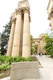 Palace of Fine Arts, San Francisco Stock Photography