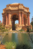 Palace of Fine Arts in San Francisco Royalty Free Stock Image