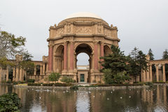 The Palace of Fine Arts in San Francisco Royalty Free Stock Photography