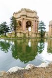 Palace of Fine Arts, San Francisco Royalty Free Stock Photos