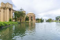 Palace of Fine Arts, San Francisco Stock Image