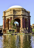 Palace of Fine Arts . Royalty Free Stock Photo