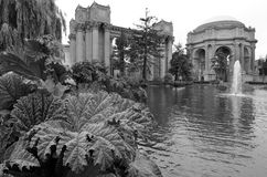 Palace of Fine Arts Theatre in San Francisco,  CA Royalty Free Stock Images