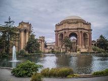 palace of fine arts theatre Royalty Free Stock Photo