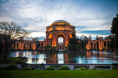Palace of Fine Arts Theatre in San Francisco Stock Photos