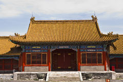 Palace of Forbidden City Stock Images