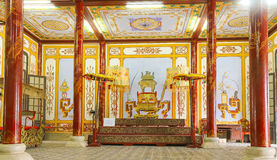 Palace of the Forbidden City in Hue Stock Image
