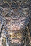 Palace Frescoes Royalty Free Stock Photo