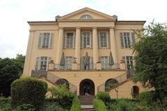 Palace of Freudenberg in Wiesbaden Royalty Free Stock Photography
