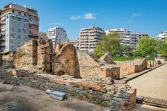 Palace of Galerius. Thessaloniki, Greece Stock Photo
