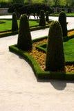 Palace garden Royalty Free Stock Photo