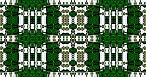 Palace garden. Pixel art. Royalty Free Stock Photography