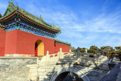 Chinese royal architecture royalty free stock images