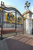 Palace Gates Royalty Free Stock Photo
