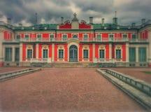 Palace. Gorgeous vintage palace royalty free stock photo