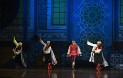 """Palace Guard- ballet """"One Thousand and One Nights"""" Stock Images"""