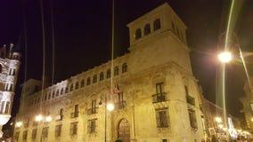 palace of guzmanes Stock Images