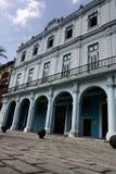 Palace in havana cuba Royalty Free Stock Image