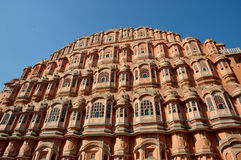 Palace Hawa Mahal Stock Photography