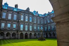 Palace of Holyroodhouse Stock Photography