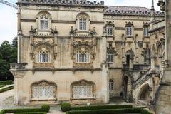 Palace Hotel de Bussaco imagen de archivo libre de regalías